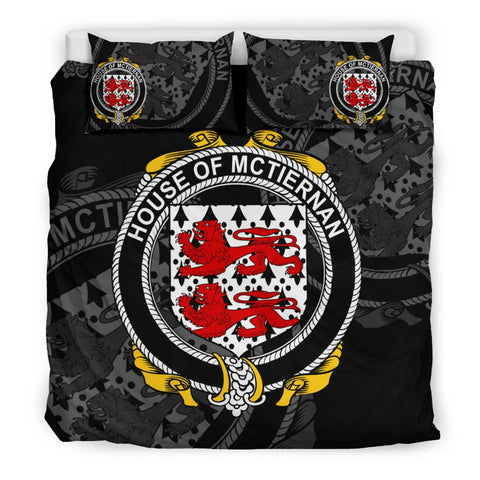 Ireland Bedding Set - Mctiernan Or Kiernan | Over 1400 Irish Surnames | Special Custom Design