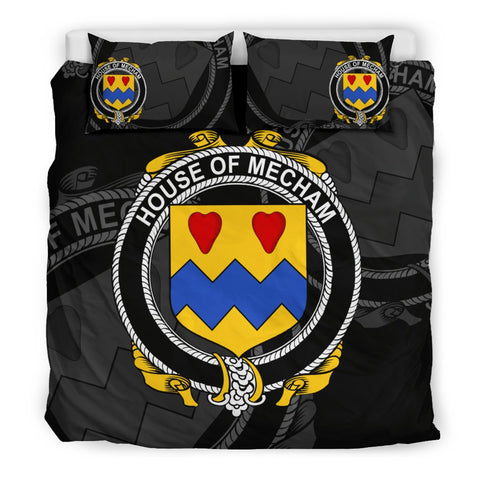 Image of Ireland Bedding Set - Mecham | Over 1400 Irish Surnames | Special Custom Design