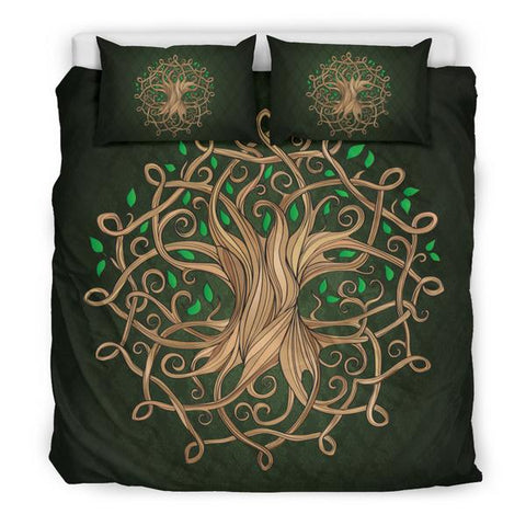 Luxurious Celtic Tree™ Bedding Set