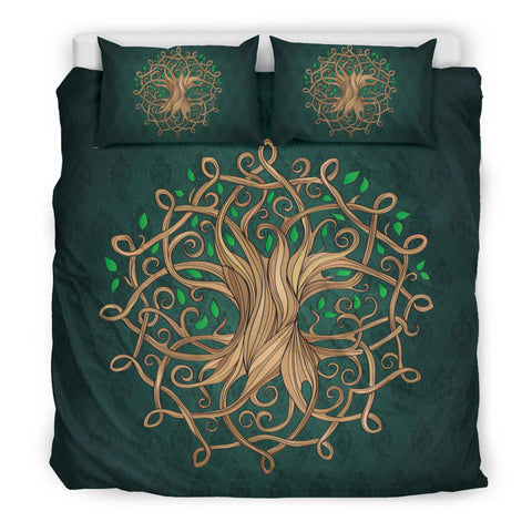 Image of Ireland Bedding Set Tree Of Life