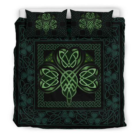 Special Celtic Shamrock Bedding Set 3