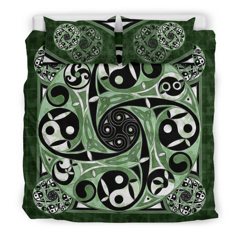 Celtic Spiral Bedding Set 3