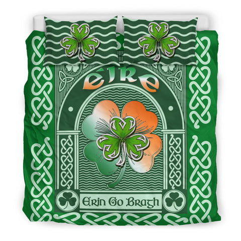 Shamrock Eire Bedding Set 3