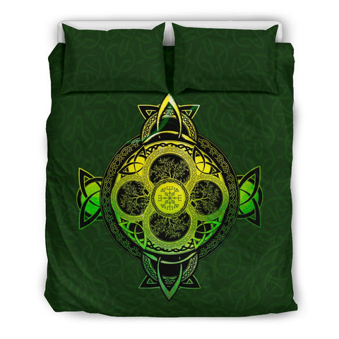 Celtic Cross Bedding Set A2 1st