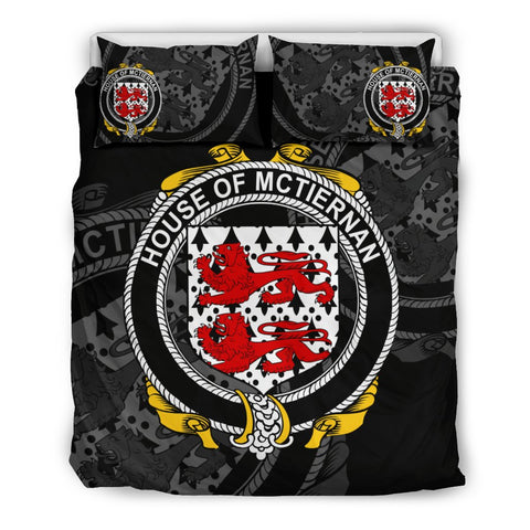 Image of Ireland Bedding Set - Mctiernan Or Kiernan | Over 1400 Irish Surnames | Special Custom Design