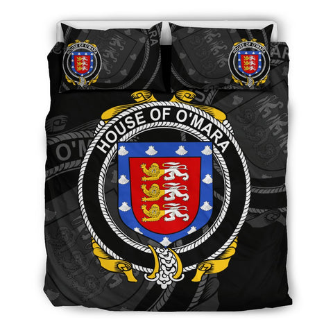 Image of Ireland Bedding Set - Meara Or O'Mara | Over 1400 Irish Surnames | Special Custom Design