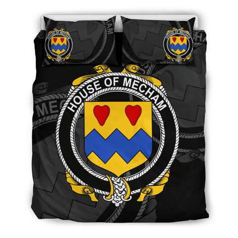 Ireland Bedding Set - Mecham | Over 1400 Irish Surnames | Special Custom Design