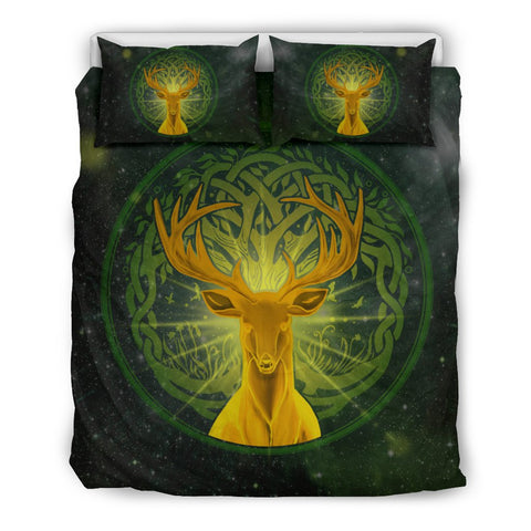 tree of life bedding set, deer bedding set, celtic bedding set, CELTIC, TVM Celtic,