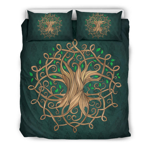 Ireland Bedding Set Tree Of Life