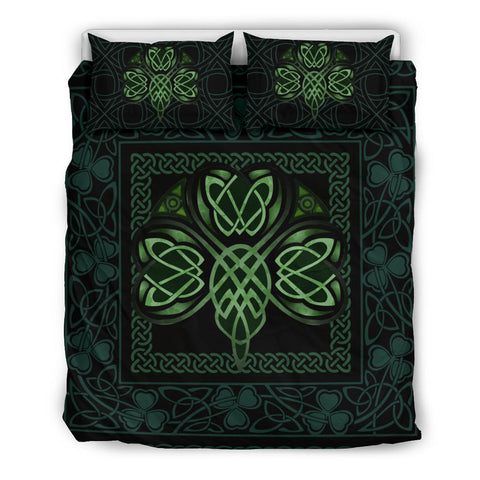 Special Celtic Shamrock Bedding Set 1