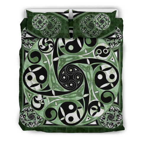 Celtic Spiral Bedding Set 1