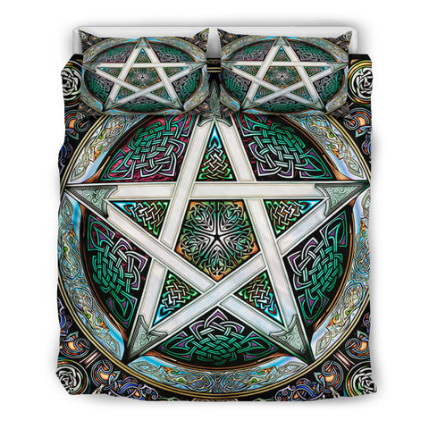 Celtic Star Knot Bedding Set