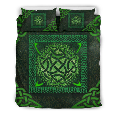 Irish Celtic Knot Bedding Set 1