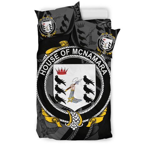 Ireland Bedding Set - Mcnamara | Over 1400 Irish Surnames | Special Custom Design