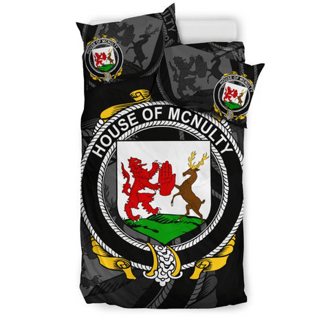 Image of Ireland Bedding Set - Mcnulty | Over 1400 Irish Surnames | Special Custom Design