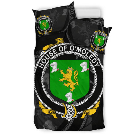 Ireland Bedding Set - Melody Or O'Moledy | Over 1400 Irish Surnames | Special Custom Design