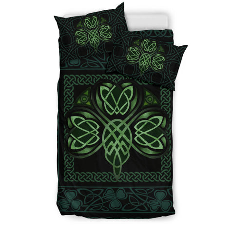 Special Celtic Shamrock Bedding Set 4