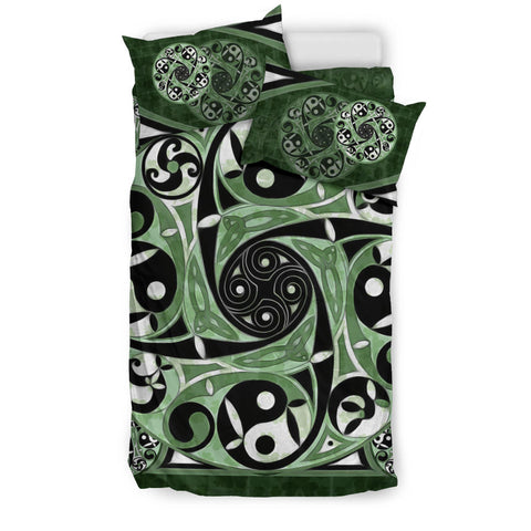 Celtic Spiral Bedding Set 4