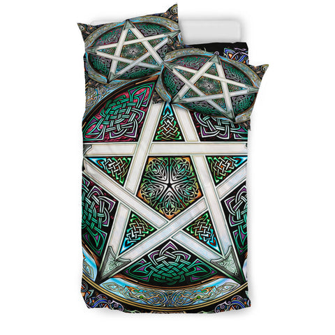 Celtic Star Knot Bedding Set K4