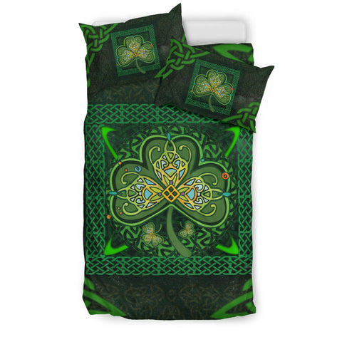 Shamrock Knot Bedding Set 4
