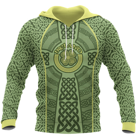 Image of Irish Celtic Hoodie - Front for Men and Women