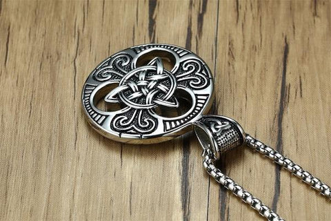 Image of Celtic Trinity Knot Pendant (Limited Edition)