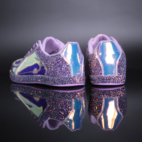 Sparkling Women Sneakers