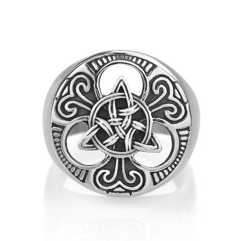 Celtic Knot Ring Special Custom Edition