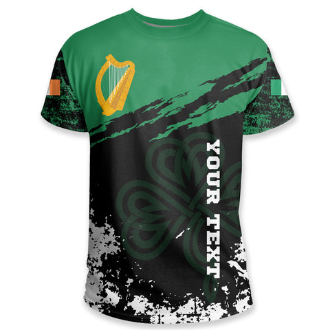 Ireland T Shirt Customized K5