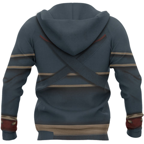 Assassin's Creed Rogue Zip-Up Hoodie