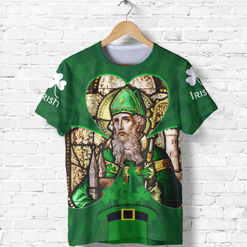 Ireland T-Shirt, Irish St Patrick's Day Green Shirts