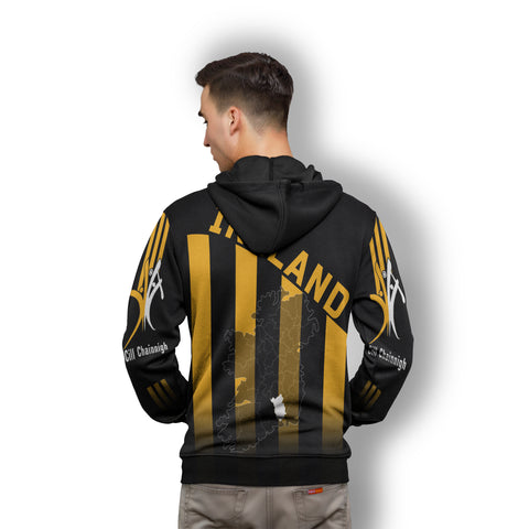 Image of Ireland Champion  Hoodie Hurling Kilkenny - Map