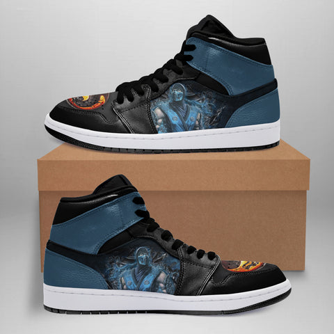 Mortal Kombat Shoes, Sub-Zero Sneakers™ TH79 (Limited Edition)
