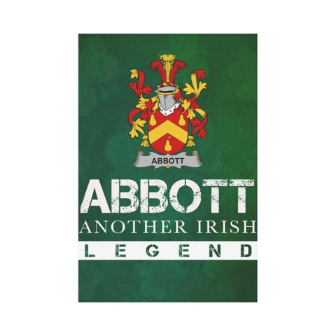 Ireland Garden Flag - Fighting Abbott A9