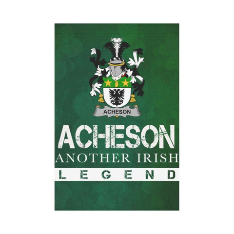 Ireland Garden Flag - Fighting Acheson A9