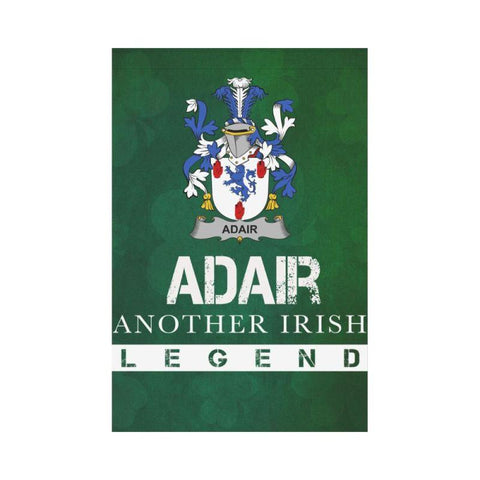 Ireland Garden Flag - Fighting Adair A9