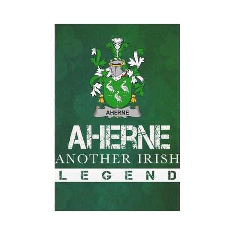 Ireland Garden Flag - Fighting Aherne Or Mulhern A9