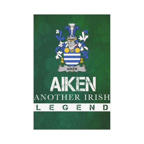 Ireland Garden Flag - Fighting Aiken A9