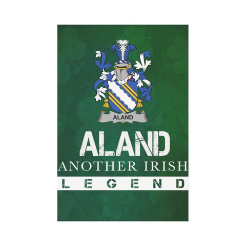Ireland Garden Flag - Fighting Aland A9