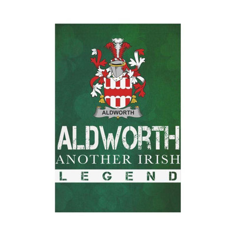 Ireland Garden Flag - Fighting Aldworth A9