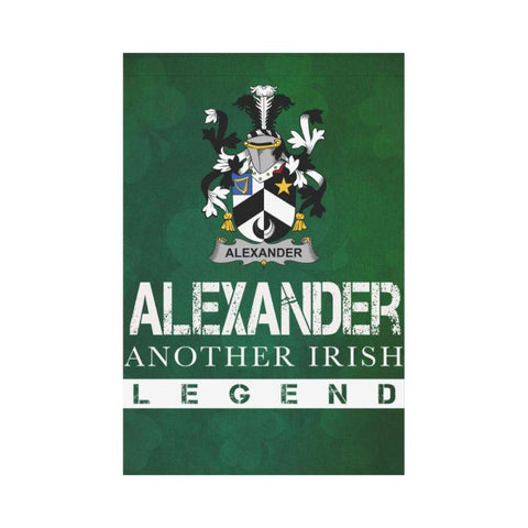 Ireland Garden Flag - Fighting Alexander A9