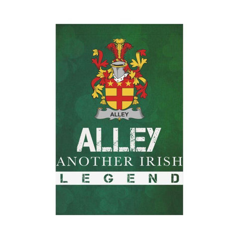 Ireland Garden Flag - Fighting Alley A9