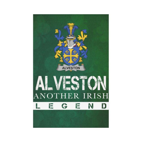 Ireland Garden Flag - Fighting Alveston A9