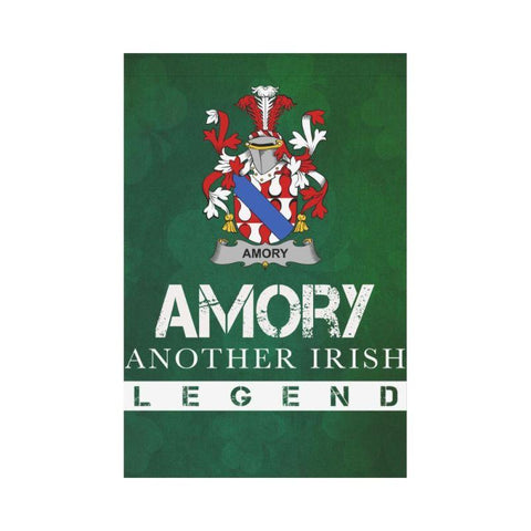 Ireland Garden Flag - Fighting Amory A9