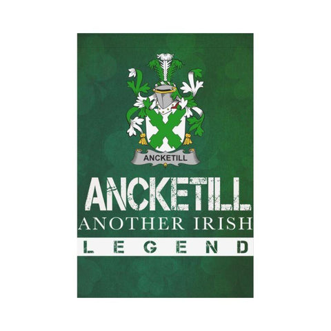 Ireland Garden Flag - Fighting Ancketill A9