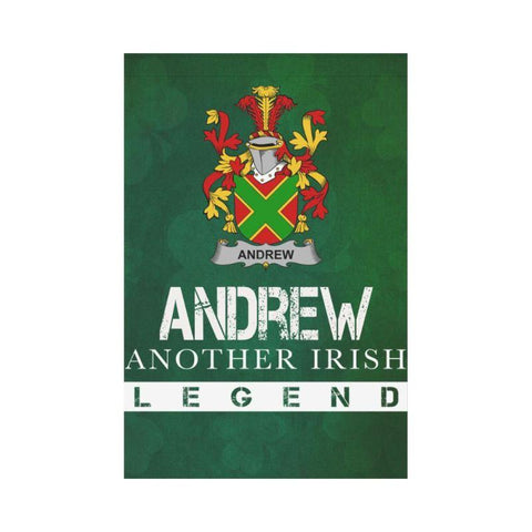 Ireland Garden Flag - Fighting Andrew A9