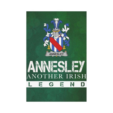 Ireland Garden Flag - Fighting Annesley A9