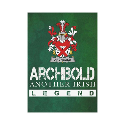 Ireland Garden Flag - Fighting Archbold A9