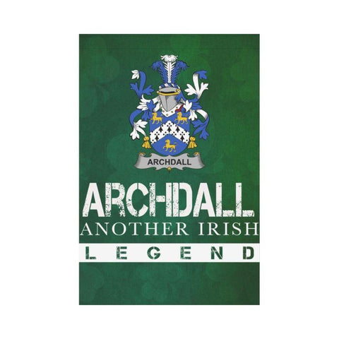 Ireland Garden Flag - Fighting Archdall A9