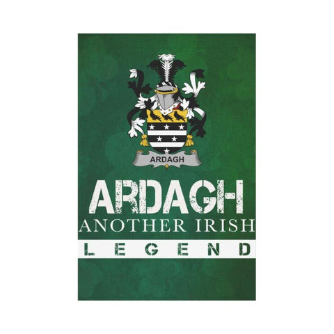Ireland Garden Flag - Fighting Ardagh A9